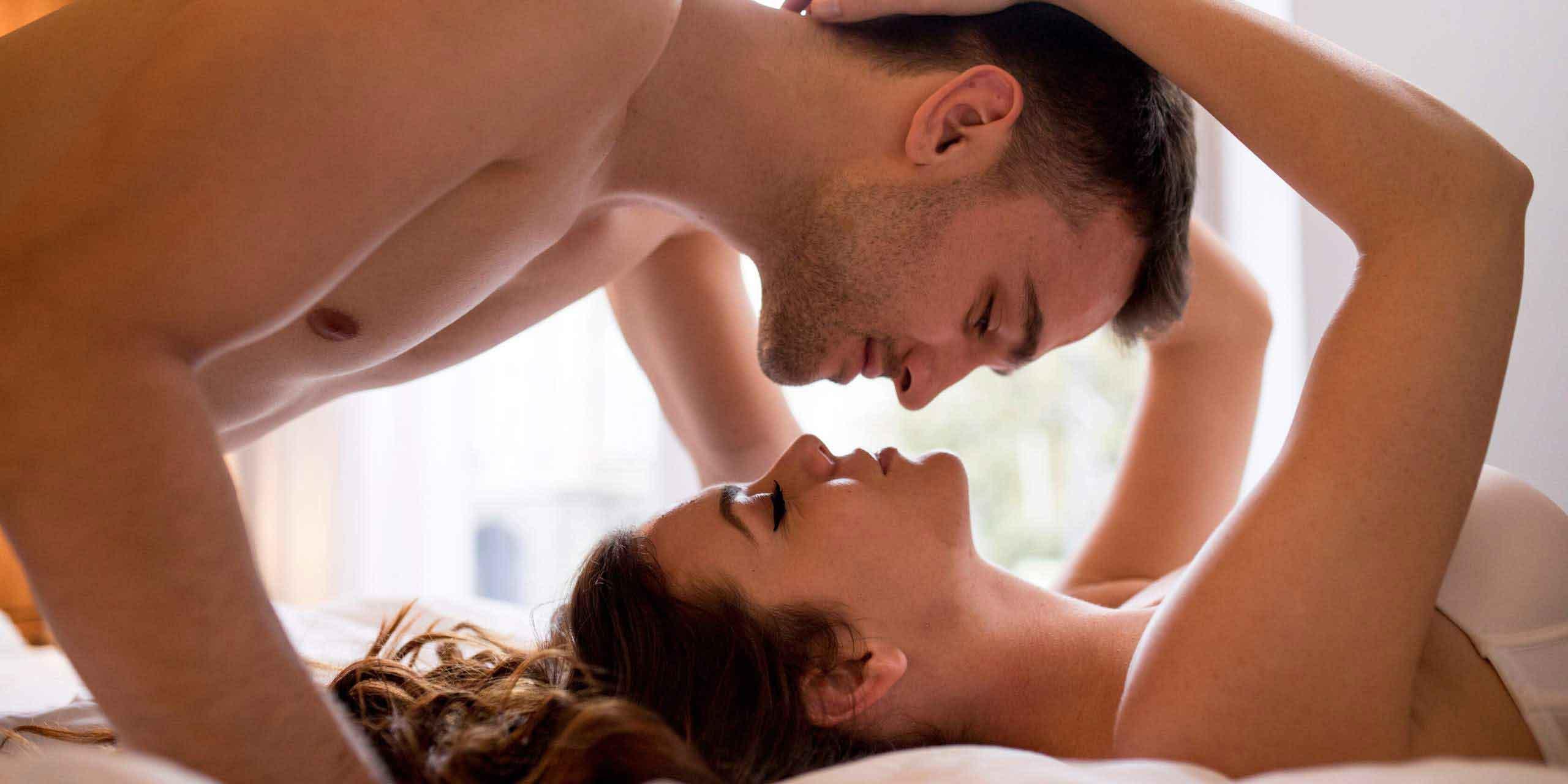Romatischer Sex