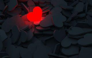 liebe is eine entscheidung