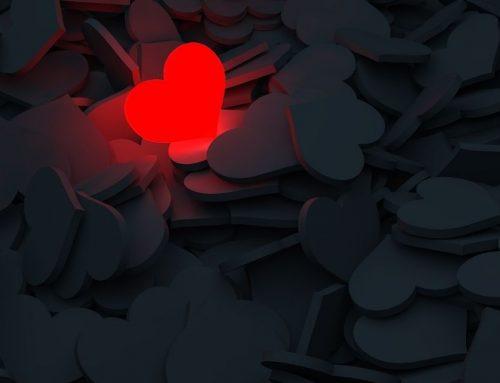Liebe ist eine Entscheidung und unsere Wahl